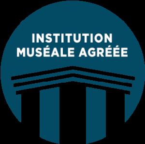 Logo Institution muséale agréée