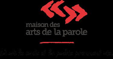 Logo de la Maison des arts de la parole