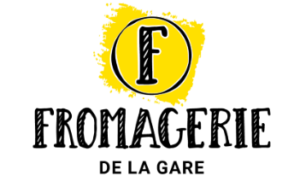 Logo de la Fromagerie de la gare