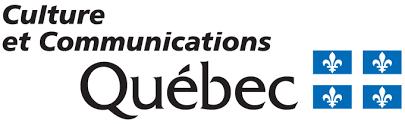 Logo du ministère de la Culture et des Communications du Québec