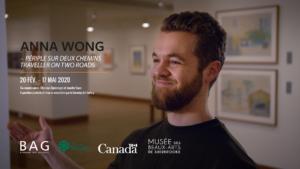 Miniature de la vidéo de la présentation de l'exposition d'Anna Wong