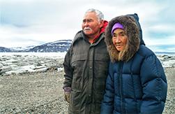 Les doyens de Kangiqsujuaq