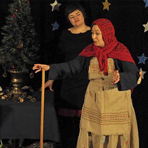 Conte de Noël au Musée