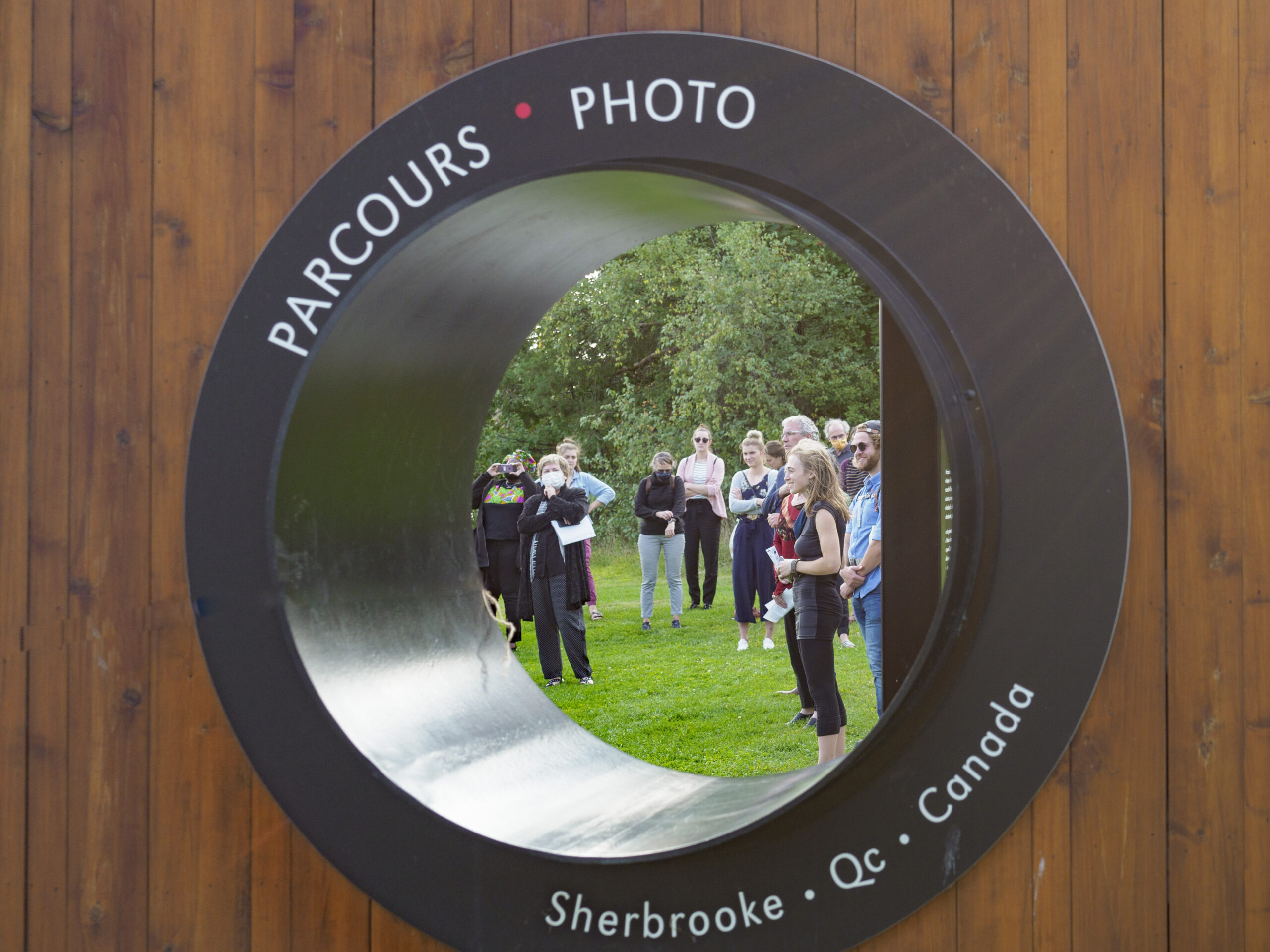 Parcours Photo Sherbrooke