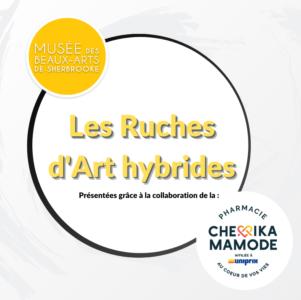 Logo de la Ruche d'Art